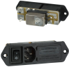 Power Entry Connectors - Inlets, Outlets, Modules -- CCM1011-ND -Image