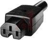 Connector, AC Plug Mates, Straight Entry -- 70080638