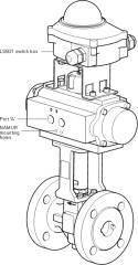 Boiler Flow Check Valve