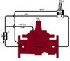 Pressure Relief Valve, Sustaining or Backpressure -- M116, M1116