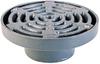 Heavy Duty Cast Iron Floor Drain -- FD6 -- View Larger Image