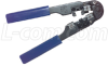 Modular Crimp Tool Kit for RJ45 Plugs -- HT210A