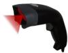 USB OPTICAL LASER BARCODE SCANNER -- NUSCAN3200U