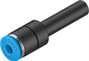 QS-6H-4-100 Push-in connector -- 130695 -Image