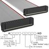 Rectangular Cable Assemblies -- A3AAH-3418G-ND -Image
