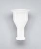 Polypropylene Sanitary Concentric Reducer,1.5X3/4