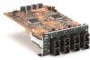 4-Port Fiber Module for Modular Fiber Switches, Multimode SC, 100-Mbps -- LE1419C - Image