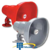 Wheelock Aluminum Weatherproof 15 Watt Horn Loudspeaker.. -- STH-15S