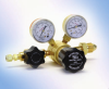 Brass Single Stage High Purity Regulators -- F7130 Series