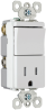TradeMaster® Light Toggle Switches, Decorator -- TM838TRWCC - Image