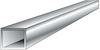 """1"""" x 1"""" x 3/32"""" Aluminum Square Tubing -- 1450147"""