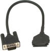 PCMCIA to DB9M Cable -- CA201