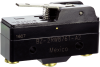 MICRO SWITCH BZ Series Premium Large Basic Switch, Single Pole Double Throw Circuitry, 15 A at 250 Vac, Straight Lever Actuator, Screw Termination, Silver Contacts, UL, CSA, ENEC -- BZ-2RW8761-A2 -Image