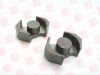 EPCOS B65813J0250A041 ( MAGNETICS - TRANSFORMER, INDUCTOR COMPONENTS FERRITE CORE RM 250NH N41 2PCS ) -- View Larger Image