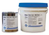 Floor Coating,2 gal,Light Gray -- 3DPG8
