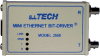 Ethernet to FO Transceiver -- Model 2550