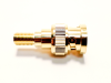 Adapter BNC to SMA Gold Plated -- BU-P4289 - Image