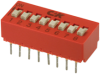 Standard Profile DIP Switches -- BD Series - Image