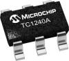 Positive Doubling Charge Pumps with Shutdown -- TC1240A - Image