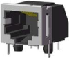 Modular Connectors / Ethernet Connectors -- RJE03-166-0220H -Image