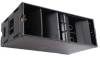 Compact, High Performance Three-Way Line Array Enclosure -- W8LC