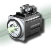 PipeDrive Hollow Bore Servo Geared Motor