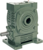 Casting Iron Worm reducers Metric Dimension -- Series WKA