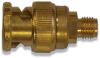 SMA Female to BNC Male, Adapter -- 9216