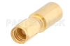 1 Watt RF Load Up to 10 GHz With SSMC Plug Input Gold Plated Brass -- PE6243 -Image