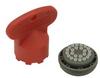 0.5 gpm Spray Outlet Slim Aerator -- P6900-20FS -Image