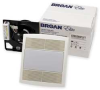 Bathroom Fan Finish Kit,110 CFM,W/Light -- QTRE110FLFT