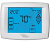 THERMOSTAT; TOUCH SCREEN; DIGITAL 5+1+1PROGRAMMABLE OR NON-PROGRAMMABLE -- 70101823