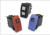 V Series Sealed Rocker Switch -- Contura® II & III