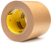 3M 465 Adhesive Transfer Tape Clear 4 in x 60 yd Roll -- 465 4IN X 60YDS -Image