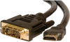 HDMI TO DVI CABLE 3 METER -- 32-231-3M