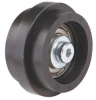 Roller Wheel,Roller Dia. 58 mm -- 5JRY0