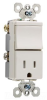 Combination Switch/Receptacle -- TM838-TRLACC6 -- View Larger Image