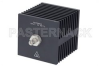 50 Watt RF Load Up To 18 GHz With SMA Male Input Square Body Black Anodized Aluminum Heatsink -- PE6211 -Image