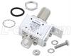 UHF F/F Bulkhead RF Surge Protector 1.5MHz - 700MHz DC Block 2kW 50kA Blocking Cap and Gas Tube -- LCSP1032 -Image