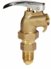 Brass Safety Drum Faucet -- DRM244-01 -Image