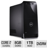 Dell XPS X8300-6007BK Desktop PC - Intel Core i7-2600 3.4GHz -- X8300-6007BK