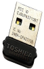 Toshiba Bluetooth USB Adapter - Network adapter - USB - Blue -- PA3710U-1BTM
