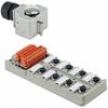 Sensor Actuator Interface (SAI) Distributor -- SAI-8-MHD-4P M12