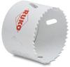 Hole Saw: bi-metal HSS-Co8, 2-3/8 inch (60mm) diameter -- 126060