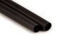 3M Black Adhesive-Lined Polyolefin Heat Shrink Tubing ITCSN-1100-6 - 6 in Length - 3:1 Shrink Ratio - +250 F Shrink Temp -- 054007-08894