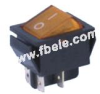 Double-poles Rocker Switch -- IRS-201-1A ON-OFF - Image
