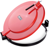 PIG Latching Lid for Fluorescent Lamp Recycling Drum Red For Fiber Drums, For 23