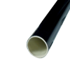 Black & White PVC Furniture Pipe -- 28648