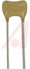 CAPACITOR CERAMIC , RADIAL .10UF, 50V, 10%, X7R -- 70195720 - Image