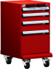 Mobile Compact Cabinet with Partitions -- L3BBD-2801L3B -Image